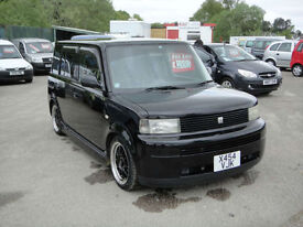 2000 Toyota BB 1.3 VVTi Automatic. Only 88,000 miles.