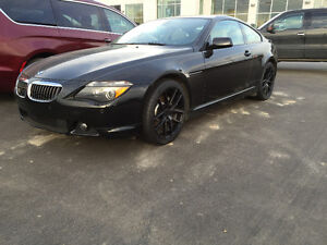 2007 BMW 6-Series Coupe (2 door)
