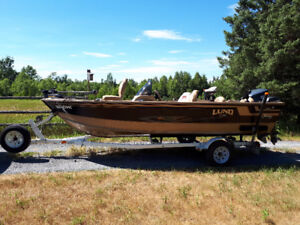 Boat For Sale: 1700 LUND Adventure Series, 50th Anniversary