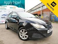 2010 10 SEAT IBIZA 1.4 ECOMOTIVE TDI 5D 79 BHP! P/X WELCOME! TIMING BELT CHANGED