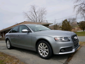 2011 AUDI A4 quattro 2.0T 78882km with ONLY $16,990
