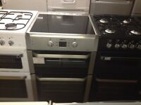 Beko touch button electric cooker