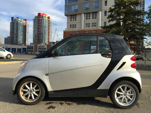 2009 Smart Fortwo Passion with EXTRA FEATURES and LOW KILOMETRES