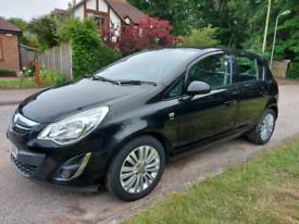 Vauxhall Corsa 1.2 Energy 4 door hatchback
