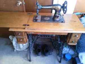 1903 treadle sewing machine for sale