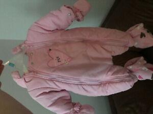 Infant Snowsuit 0 - 3 months