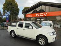 2011 NISSAN NAVARA Double Cab Pick Up Acenta 2.5dCi 190 4WD