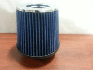 Air intake filter cone style 3.5 inches