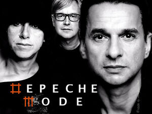 Depeche Mode tickets - ACC Sept. 3/17