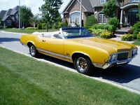 1970 CUTLASS SUPREME 455 400 TURBO NUMBERS MATCHING SHOW CAR!