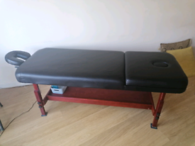 Wooden Massage/ Treatment Table