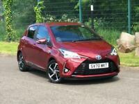 2020 Toyota Yaris Excel 1.5 Hybrid CVT Auto 5dr Hatchback Hybrid Automatic