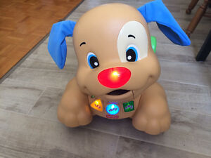Trotteur chien Fisher-Price