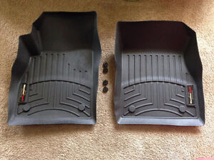Weather Tec floor mats for Chevy Cruze