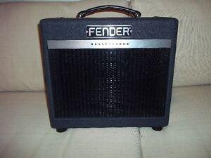 Fender Bassbreaker 007 with Cover