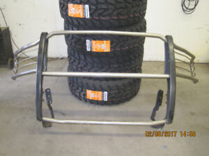 FRONT BUMPER GRILL GUARD FOR DODGE RAM OBO: $350.00