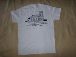 T-Shirts with Anglican Church 1845
