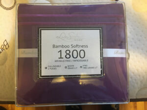 Double/Full Size Sheet Set **BRAND NEW IN PACKAGE**