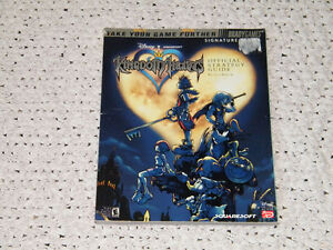 Strategy Guide Signature: Kingdom Hearts Official