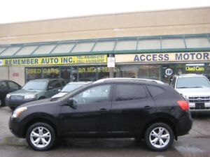 2008 Nissan Rogue, AWD, Extra clean, Fully Loaded, Best Price