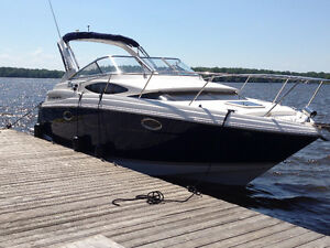 REDUCED 30' Cruiser with Twin 220's