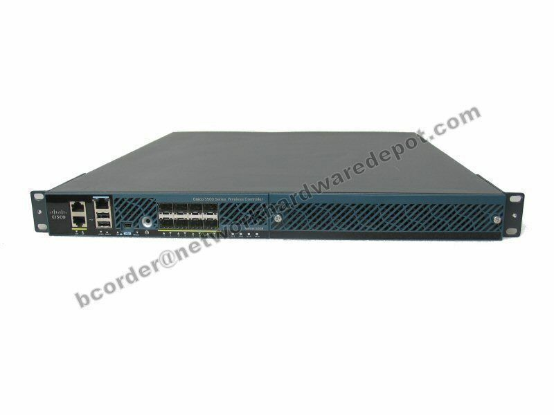 Cisco AIR-CT5508-100-K9 Wireless LAN Controller for 100 APs w/ AC Power