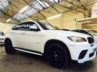 2011 BMW X6 3.0 30d SUV 5dr Diesel Automatic xDrive (195 g/km, 245 bhp)