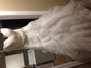 Brand new never worn Wedding Gown- PRICE REDUCED X2