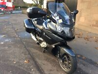 BMW K1600 GT, 2013, amazing condition, full luggage