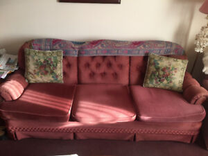 3 Piece Matching Couch Set