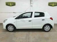 2015 Mitsubishi Mirage 1.0 1 5dr Hatchback Petrol Manual