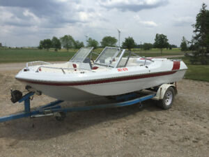 1979 Starcraft 18' Bowrider for sale!