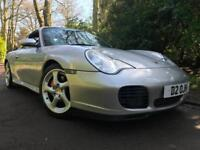 Porsche 911 Carrera 4S AWD 996 Tipronic S WIDE BODY CUSTOM LEATHER see pics