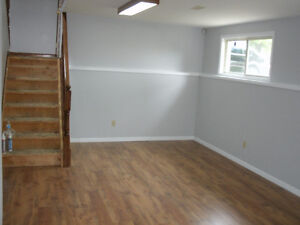 NEWLY RENOVATED ON SUITE IN GREAT LOCATION