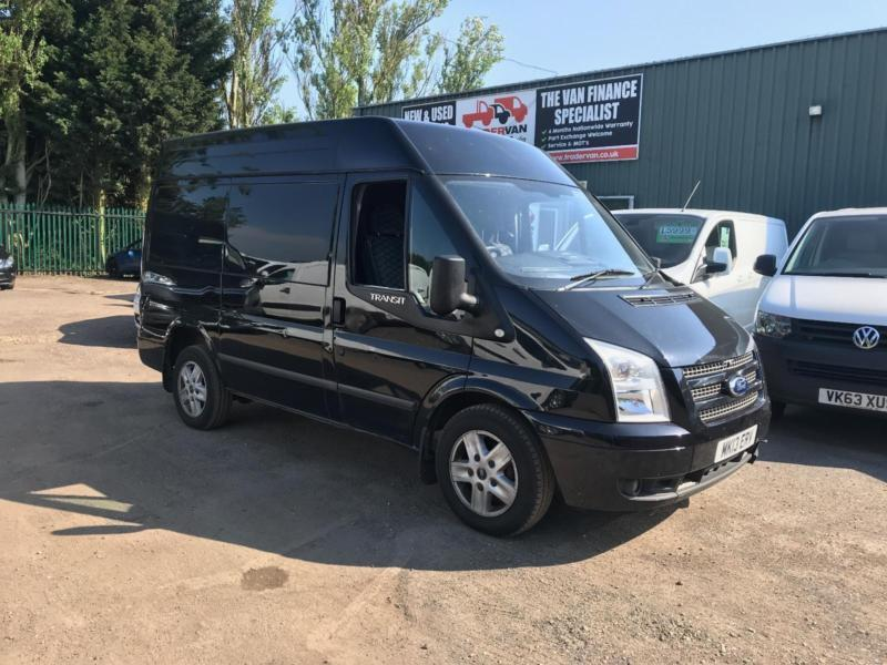 49567bcdae Ford Transit 2.2TDCi T260 Limited Short wheels base Medium Roof PV Euro 5  125ps