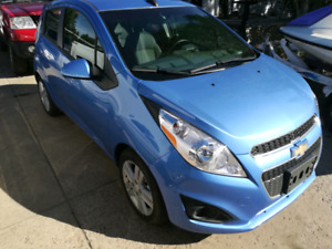 2015 Chevrolet Spark 2LT Automatic