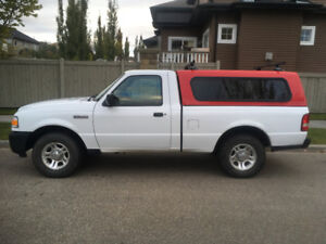 Immaculate 2008 Ford Ranger with Incredibly low mileage.