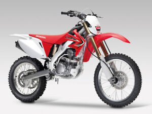 2016 CRF250X Brand new condition!