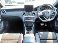 2018 Mercedes-Benz A Class Mercedes-Benz A A200d 2.1 AMG Line 5dr Auto Night Pac