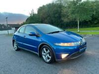 2007 HONDA CIVIC 1.8 ES AUTOMATIC ONLY 54,000 MILES SERVICE HISTORY PAN ROOF!!!