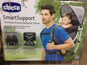 Chicco Smart Support Backpack Carrier