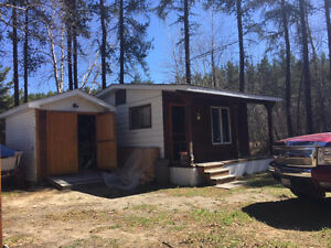 Cottages for sale at Old Mill Campground