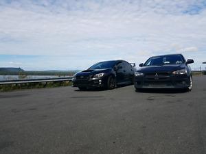 2014 Evolution X GSR Low KM