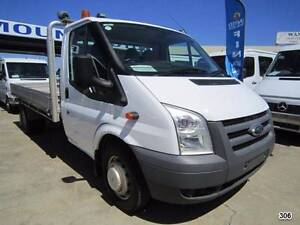 2010 Ford Transit Single Cab Trayback St James Victoria Park Area Preview
