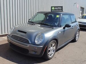 2003 Mini Cooper S THIS WHOLESALE CAR WILL BE SOLD AS TRADED...