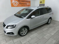 2012 Seat Alhambra 2.0TDI (170bhp) DSG ***BUY FOR ONLY £48 PER WEEK***