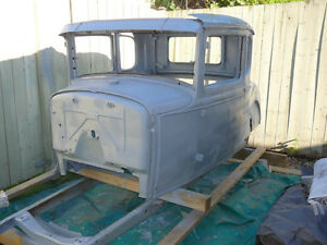 1930 Ford Coupe - Project