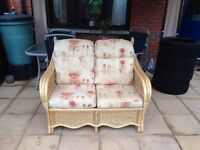 Double chair conservatory