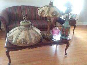 SELLING MY PRIVATE COLLECTION OF ANTIQUE LIGHTING AND MORE***