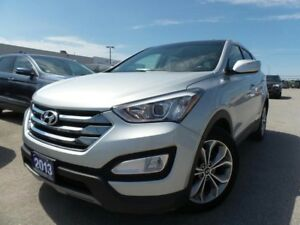 2013 Hyundai Santa Fe LIMITED 2.0L I4 TURBO